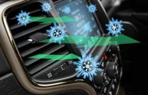 Dezinfekcija klima uređaja u automobilu